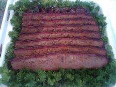 Barbeque Brisket To Go Fundraiser