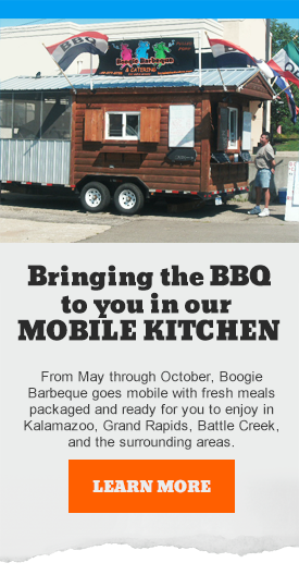 Boogie BBQ Mobile Kitchen